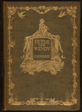 Books:Children's Books, J. M. Barrie. Peter and Wendy. New York: Charles Scribner'sSons, [1911]. First American edition. Octavo. x, 267 pag...