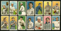 Baseball Cards:Lots, 1909-11 T206 White Border Collection (14) - With Tinker. ...