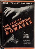 Books:Mystery & Detective Fiction, Erle Stanley Gardner. The Case of the Dangerous Dowager....