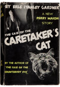 Books:Mystery & Detective Fiction, Erle Stanley Gardner. The Case of the Caretaker's Cat....