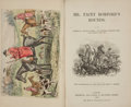 Books:Literature Pre-1900, [Robert Smith Surtees]. Mr. Fancy Romford's Hounds. London:Bradbury and Evans, 1865. First edition. Octavo. 391...