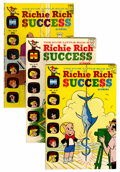 Silver Age (1956-1969):Humor, Richie Rich Success Stories #32-105 File Copies Group (Harvey, 1970-82) Condition: Average NM-....