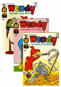 Wendy, the Good Little Witch Box Lot (Harvey, 1965-89) Condition: Average NM-