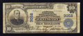 National Bank Notes:Kentucky, Lexington, KY - $10 1902 Plain Back Fr. 627 Phoenix NB & TC Ch.# 3052. ...
