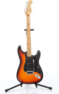 Musical Instruments:Electric Guitars, 1990s Fender Stratocaster Sunburst Electric Guitar....