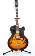 Musical Instruments:Electric Guitars, Samick HF 650 Artist Series Edition Sunburst Electric GuitarSerial# S5117655....