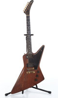 Musical Instruments:Electric Guitars, 1980 Gibson E/2 Natural Electric Guitar Serial# 82690027....