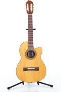 Musical Instruments:Electric Guitars, 1989 Gibson Chet Atkins Classic Natural Electric Guitar Serial#82709515....