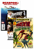 Modern Age (1980-Present):Miscellaneous, Marvel Modern Age Box Lot (Marvel, 1990s-2000s) Condition: Average NM-....