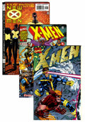 Modern Age (1980-Present):Superhero, X-Men #1-231 Box Lot (Marvel, 1991-2010) Condition: Average NM-....
