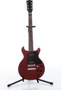 Musical Instruments:Electric Guitars, 2006 Gibson Les Paul Special Worn Cherry Electric Guitar Serial#002460638....