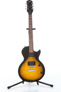 Musical Instruments:Electric Guitars, 1998 Epiphone Gibson Special Two-Tone Natural Burst Electric GuitarSerial# 098090590....