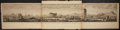 Antiques:Posters & Prints, Robert Wood. Engraved Panorama Plates From The Ruins of Palmyra,Otherwise Tedmor, In the Desart. London: 17... (Total: 3 Items)
