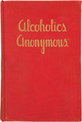 Books:Medicine, [Alcoholics Anonymous]. [Bill Wilson]. AlcoholicsAnonymous....