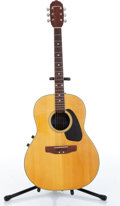Musical Instruments:Acoustic Guitars, 1976 Applause AE-32 Natural Electric Acoustic Guitar Serial#061285....