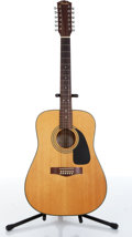 Musical Instruments:Acoustic Guitars, 1990s Fender DG10/12 Natural 12 String Acoustic Guitar Serial# 96031909....