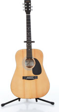 Musical Instruments:Acoustic Guitars, Castilla CS-90 Natural Acoustic Guitar....