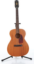 Musical Instruments:Acoustic Guitars, 1960s Harmony H165 Cherry Acoustic Guitar Serial# 3404....