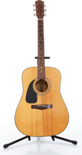 Musical Instruments:Acoustic Guitars, 1995 Fender Lefty DG10LH Natural Acoustic Guitar Serial#95070193...