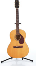 Musical Instruments:Acoustic Guitars, 1994 Yamaha FG-75 Natural Acoustic Guitar Serial# 41007786....