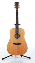 Musical Instruments:Acoustic Guitars, Dale Diamond Natural Acoustic Guitar Serial# HDM-01-001....