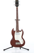 Musical Instruments:Bass Guitars, 1970s Gibson EBO Natural Electric Bass Guitar Serial# 942726....