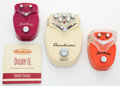 Musical Instruments:Amplifiers, PA, & Effects, 1990s Lot of 3 Danelectro Pedals.... (Total: 3 Items)