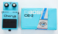 Musical Instruments:Amplifiers, PA, & Effects, 1980s Boss CE-2 Chorus Pedal, No Visible Serial#....