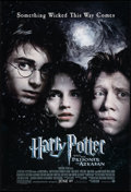 """Movie Posters:Fantasy, Harry Potter and the Prisoner of Azkaban (Warner Brothers, 2004).One Sheet (27"""" X 40""""). DS Advance / Final Rated Style. Fan..."""