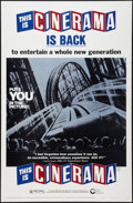 """Movie Posters:Documentary, This is Cinerama (Cinerama Releasing, R-1973). One Sheet (27"""" X 41""""). Documentary.. ..."""