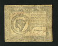 Colonial Notes:Continental Congress Issues, Continental Currency September 26, 1778 $8 Very Good-Fine. The faceexhibits less wear than the back. The $8 denomination wa...