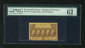 Fractional Currency:First Issue, Fr. 1281 25c First Issue PMG Uncirculated 62EPQ. A bright and pleasing example of this first issue type that has exceptional...