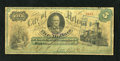 Obsoletes By State:Arkansas, Helena, AR- City of Helena $5 Nov. 26, 1874. The Continental Bank Note Co. engraved this colorful late Obsolete that is seld...