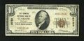 National Bank Notes:Kentucky, Glasgow, KY - $10 1929 Ty. 1 The Farmers NB Ch. # 9722. The censusincludes just three $10 1929 Type 1s, including this ...