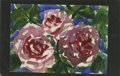 Texas:Early Texas Art - Impressionists, JOSEPHINE MAHAFFEY (American, 1903-1982). Untitled floral.Watercolor on paper. 6-3/4in. x 10.5in.. ...