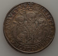 German States:Saxony, German States: Saxony. Christian II Johann Georg and August Taler 1593-HB,...