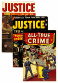 Golden Age (1938-1955):Crime, Atlas Comics Crime Group (Atlas, 1948-54) Condition: Average VG.... (Total: 16 Comic Books)