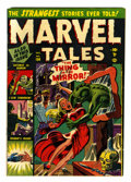 Golden Age (1938-1955):Horror, Marvel Tales #104 (Atlas, 1951) Condition: VG+....