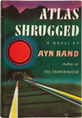 Books:Literature 1900-up, Ayn Rand. Atlas Shrugged....