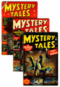 Golden Age (1938-1955):Horror, Mystery Tales Group (Atlas, 1952-55) Condition: Average GD/VG....(Total: 6 Comic Books)