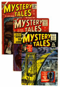 Golden Age (1938-1955):Horror, Mystery Tales Group (Atlas, 1955-57) Condition: Average VG-....(Total: 7 Comic Books)
