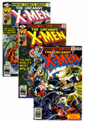 Modern Age (1980-Present):Superhero, X-Men Group (Marvel, 1979-81) Condition: Average NM.... (Total: 6Comic Books)