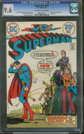Bronze Age (1970-1979):Superhero, Superman #273 (DC, 1974) CGC NM+ 9.6 Off-white to white pages.