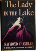Books:Mystery & Detective Fiction, Raymond Chandler. The Lady in the Lake. New York: Knopf,1943.. First edition, first printing. Association copy ...