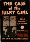 Books:Mystery & Detective Fiction, Erle Stanley Gardner. The Case of the Sulky Girl....
