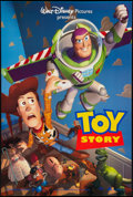 """Movie Posters:Animation, Toy Story (Buena Vista, 1995). One Sheet (27"""" X 40""""). DS.Animation.. ..."""