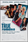 "Movie Posters:Crime, True Romance (Warner Brothers, 1993). One Sheet (27"" X 40"").Crime.. ..."