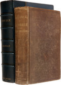 Books:Literature Pre-1900, Herman Melville. Moby-Dick; or, The Whale. New York: Harper & Brothers, 1851.. First American edition. Octavo....