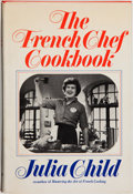 Books:Americana & American History, Julia Child. SIGNED. The French Chef Cookbook. New York: Knopf, 1972. Eighth printing. Signed by Child and her...