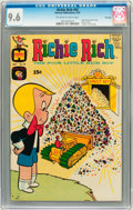 Bronze Age (1970-1979):Humor, Richie Rich #93 File Copy (Harvey, 1970) CGC NM+ 9.6 Off-white towhite pages....
